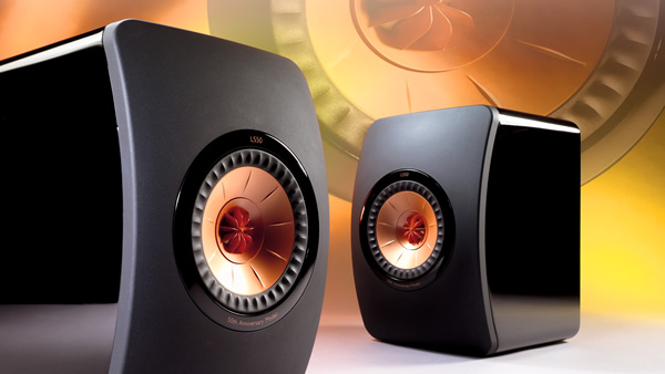 Kef LS-50 nuove e imballate
