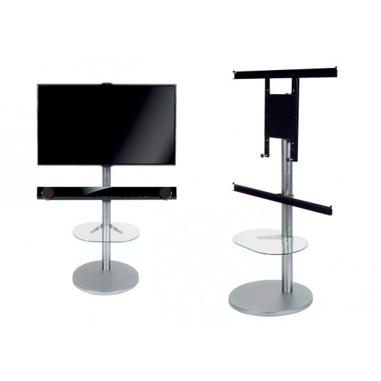 Altovolume - Mobile Colonna Supporto Porta TV NORSTONE TIBLEN SB