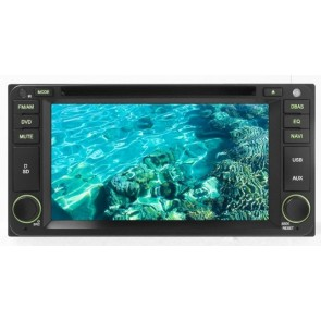 "PHONOCAR VM 082 Toyota Media Station Led Digitale 6,5"" Bluetooth GPS"