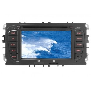 "Ford Autoradio Led 7"" Bluetooth Navigatore PHONOCAR VM085"