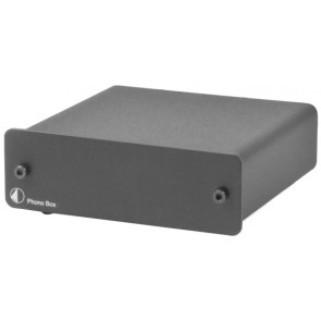 PHONO STAGE PRO-JECT PHONO BOX DC