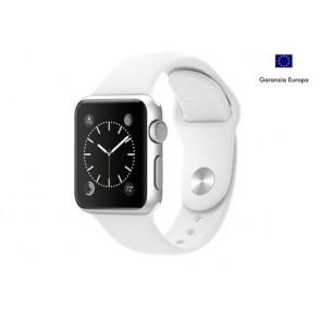 APPLE WATCH SPORT 38mm ALUMINIUM CASE WHITE UK
