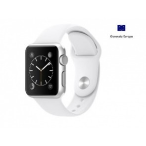 APPLE WATCH SPORT 38mm ALUMINIUM CASE WHITE EUROPA