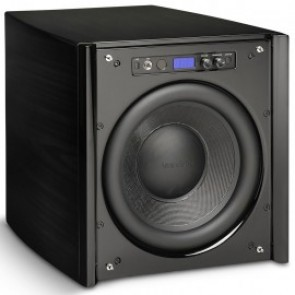 SUBWOOFER AMPLIFICATO VELODYNE DD 10 PLUS BLACK GLOSS EBONY