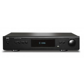 NAD C 446 Digital Media Tuner Network, Stream, Play