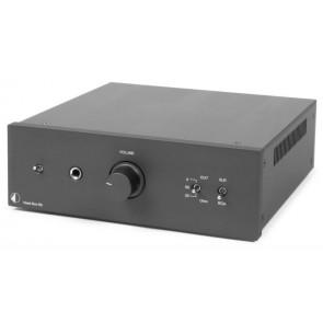 AMPLIFICATORE CUFFIE PRO-JECT HEAD BOX RS