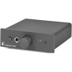 AMPLIFICATORE CUFFIE PRO-JECT HEAD BOX S USB