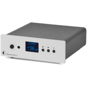 SINTOAMPLIFICATORE STEREO PRO-JECT RECEIVER BOX S