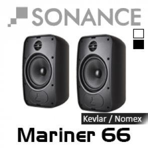 Coppia Casse Impermeabili Esterno  SONANCE MARINER 66 16m 100w 90dB (iP 65)