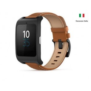 SONY SMARTWATCH SWR50  BRN LEATHER ITALIA
