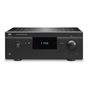 Sintoamplificatore T 758  Audio Video 7x60w rms NAD
